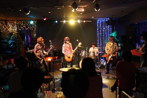 2014-07-12 ザ・ドランカーズSound Spiral リトルバード 128