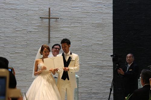 マリちゃん結婚式 022