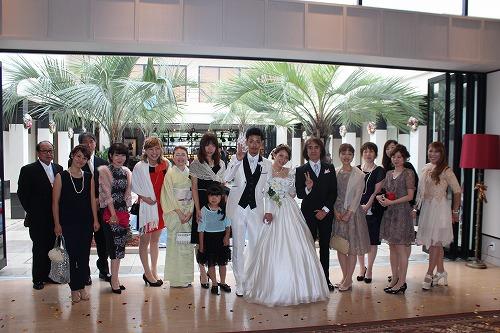 マリちゃん結婚式 034