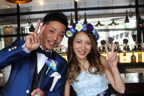 マリちゃん結婚式 142