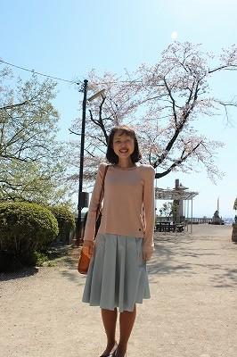 2014-04-01 織姫山の桜と蕎遊庵 013