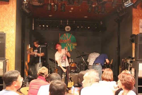2014-09-13 Second Edition@Kenny's Cafe 038