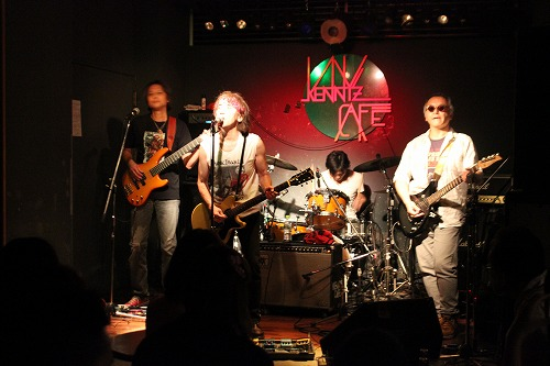 2014-09-13 Second Edition@Kenny's Cafe 053