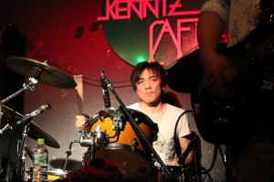 2014-09-13 Second Edition@Kenny's Cafe 075