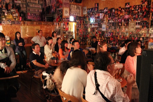 2014-09-13 Second Edition@Kenny's Cafe 138