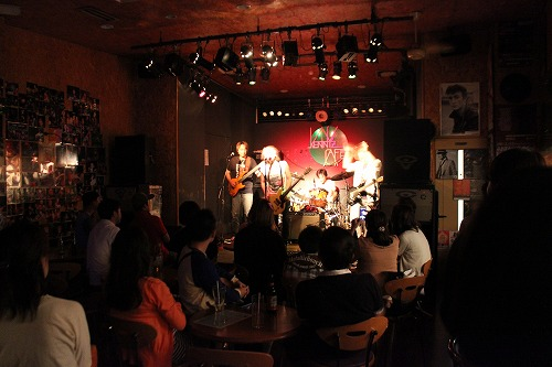 2014-09-13 Second Edition@Kenny's Cafe 157