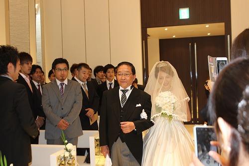 マリちゃん結婚式 015