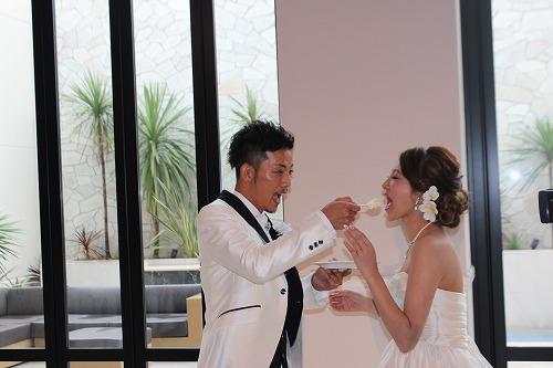 マリちゃん結婚式 071