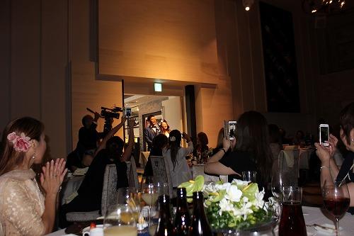 マリちゃん結婚式 127