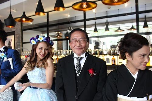マリちゃん結婚式 141