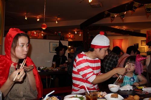 かぼちゃ亭ハロウィーンライブ 035