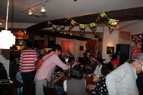 かぼちゃ亭ハロウィーンライブ 038